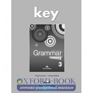 Книга Grammar Targets 3 Key ISBN 9781849748957