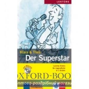 Der Superstar (A1-A2), Buch + CD ISBN 9783126064330