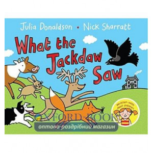 Книга What the Jackdaw Saw ISBN 9781447280842