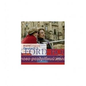 Eurolingua 2 Teil 1 (1-8) CD Bertau, K ISBN 9783464212080