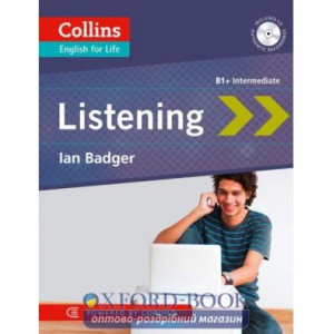 Listening B1+ with CD Badger, I ISBN 9780007458721