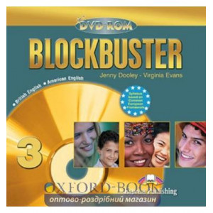 Blockbuster 3 DVD ROM ISBN 9781846792762