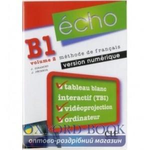 Книга для вчителя Echo B1.2 teachers book ISBN 9782090324969