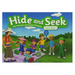 Книга Hide and Seek 2 Pupils Book Thompson, J. ISBN 9781408062340