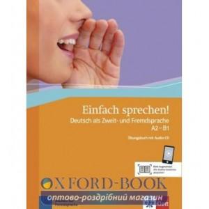 Einfach sprechen! A2-B1 + CD ISBN 9783126762304