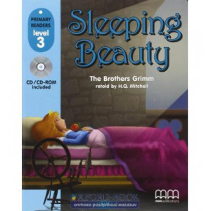 Level 3 Sleeping Beauty with CD-ROM Brothers Grimm ISBN 9789604436545
