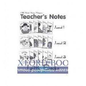 Книга Level 1-3 Teachers Notes Mitchell, H ISBN 9789604786008