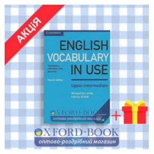 Тести Test Your English Vocabulary in Use 3rd Edition Pre-intermediate Book with answers Redman, S ISBN 9780521149907
