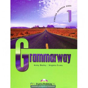 Підручник grammarway 1 Students Book ISBN 9781844665945
