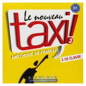 Le Nouveau Taxi! 3 CD Classe ISBN 3095561958195