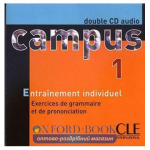 Campus 1 CD audio individuelle Girardet, J ISBN 9782090327939