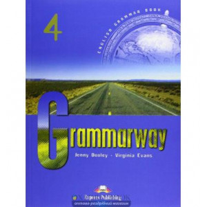 Підручник Grammarway 4 Students Book without key ISBN 9781903128978