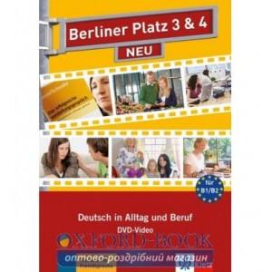 Berliner Platz 3 und 4 NEU DVD ISBN 9783126060813