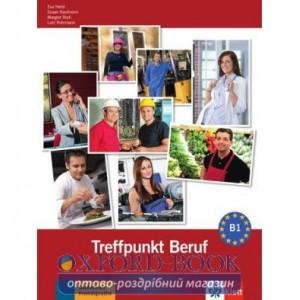 Berliner Platz 3 Treffpunkt Beruf (B1) + CD ISBN 9783126060646
