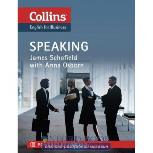 Speaking with CD Schofield, J ISBN 9780007423231