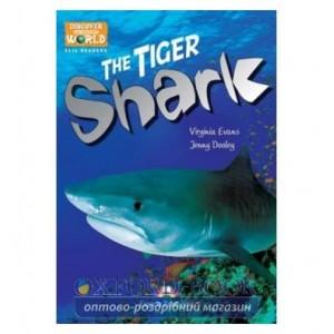 Книга the tiger shark level 2 ISBN 9781471563393