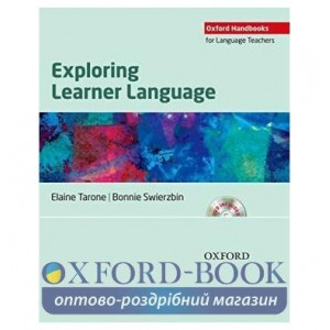 Exploring Learner Language with DVD ISBN 9780194422918