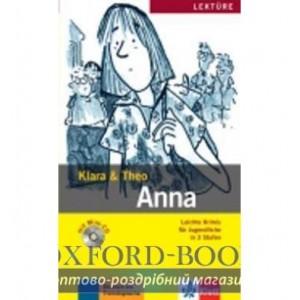 Anna (A2-B1), Buch+CD ISBN 9783126064323