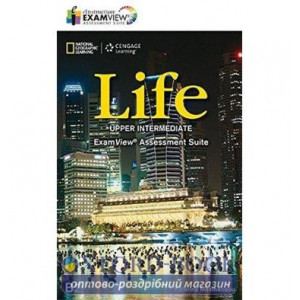 Life Upper-Intermediate ExamView CD-ROM Dummett, P ISBN 9781285451169