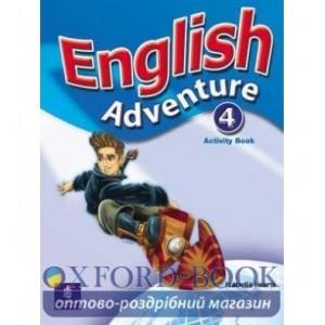 Робочий зошит English Adventure 4 Робочий зошит ISBN 9780582791930