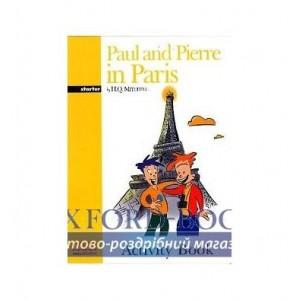 Робочий зошит Level 1 Paul and Pierre in Paris Starter Arbeitsbuch Mitchell, H ISBN 9789604781485
