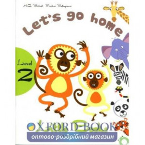 Level 2 Lets go Home (with CD-ROM) Mitchell, H ISBN 9789604783809