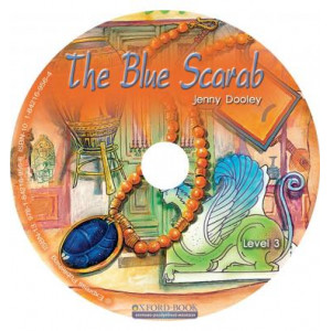 Blue Scarab Audio CD ISBN 9781842169568