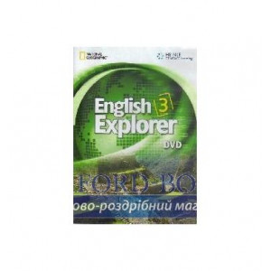 English Explorer 3 DVD Stephenson, H ISBN 9781111207861