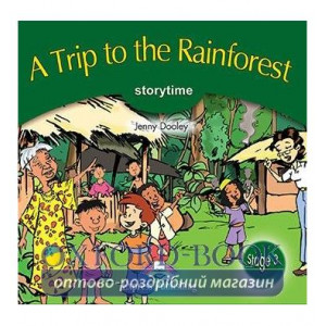 A Trip to The Rainforest CD ISBN 9781843257233
