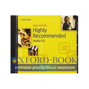 Highly Recommended New Edition 1 Class CD ISBN 9780194574662