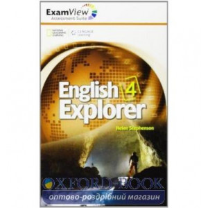 English Explorer 4 ExamView CD-ROM Stephenson, H ISBN 9781111356958