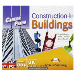 Career Paths Construction Buildings 1 Class CDs ISBN 9781471500404