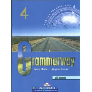 Підручник Grammarway 4 Students Book with key ISBN 9781842163689