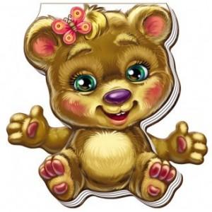 Забавные лапки Медвежонок Сонечко Ірина