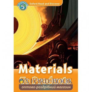 Книга Materials to Products Alex Raynham ISBN 9780194645058