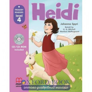 Level 4 Heidi with CD-ROM Mitchell, H ISBN 9786180525199