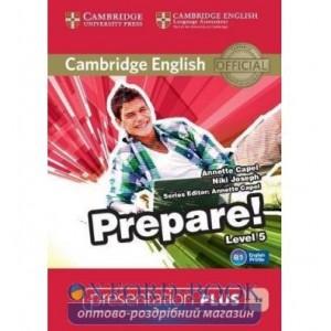 Cambridge English Prepare! Level 5 Presentation Plus DVD-ROM Capel, A ISBN 9781107497894