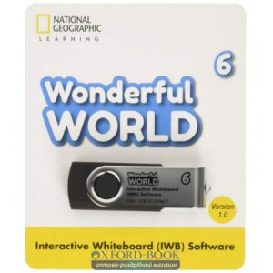 Книга Wonderful World 2nd Edition 6 Interactive Whiteboard Software ISBN 9781473759671