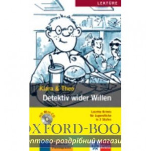 Detektiv wider Willen (A1-A2), Buch+CD ISBN 9783126064408