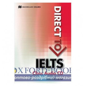 Direct to IELTS Audio CD ISBN 9780230439986