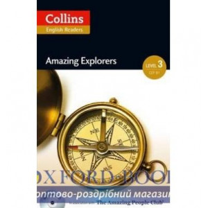 Amazing Explorers with Mp3 CD Level 3 MacKenzie, F ISBN 9780007544974