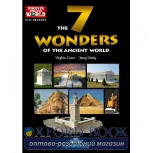 Книга the 7 wonders of the ancient world level 3 ISBN 9781471563287
