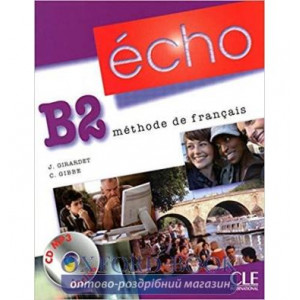 Echo B2 Livre de L`eleve + Mp3 CD ISBN 9782090385601