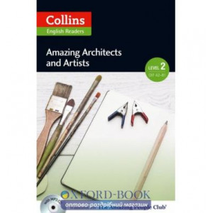 Amazing Architects & Artists with Mp3 CD Level 2 MacKenzie, F ISBN 9780007544967