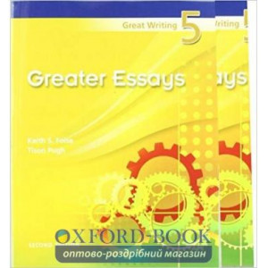 Книга Great Writing 5 Great Essays ISBN 9781424071159
