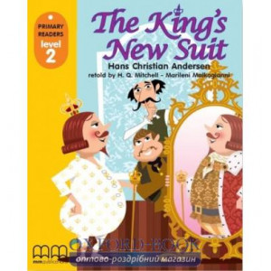Level 2 Kings New Suit with CD-ROM Andersen, H ISBN 9789604783052