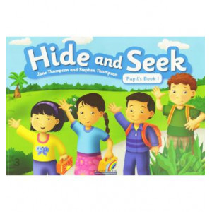 Книга Hide and Seek 1 Pupils Book Thompson, J. ISBN 9781408062166