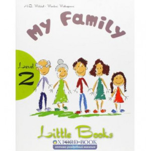 Level 2 My Family (with CD-ROM) Mitchell, H ISBN 9789604783793