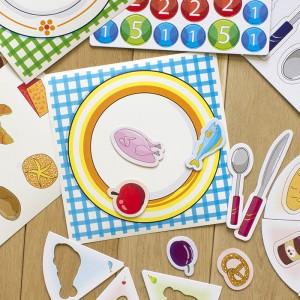 6354У Навчальні пазли.Вивчаємо продукти харчування.IQ-club для малюків 13203003У