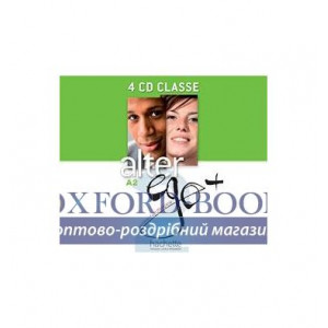 Alter Ego+ 2 CD Classe ISBN 3095561960006
